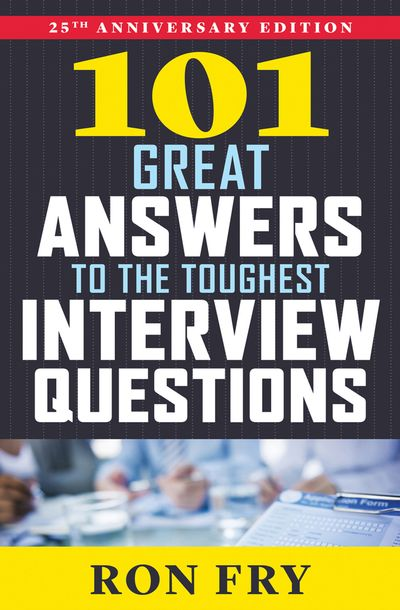 Buy 101 Great Answers to the Toughest Interview Questions at Amazon