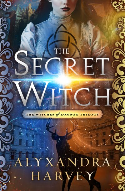Buy The Secret Witch at Amazon
