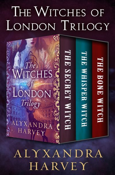 Buy The Witches of London Trilogy at Amazon