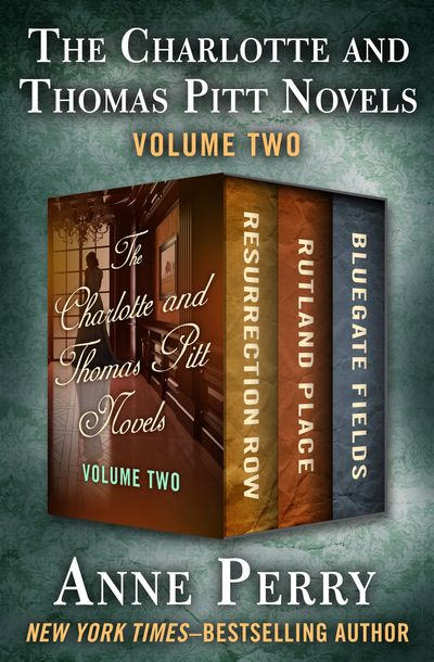 Buy The Charlotte and Thomas Pitt Novels Volume Two at Amazon