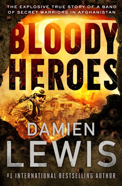 Buy Bloody Heroes at Amazon