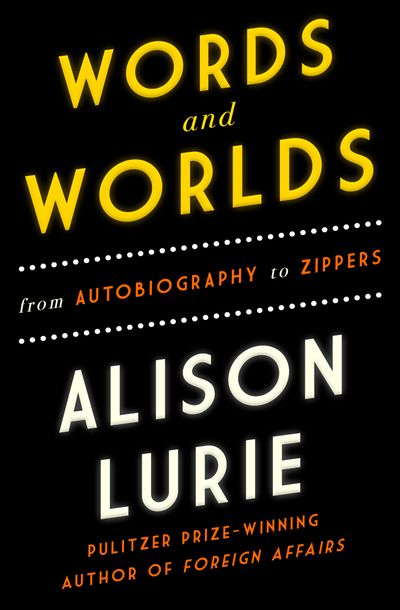 Buy Words and Worlds at Amazon