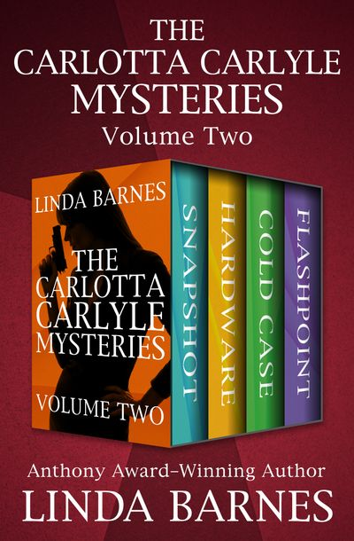 The Carlotta Carlyle Mysteries Volume Two