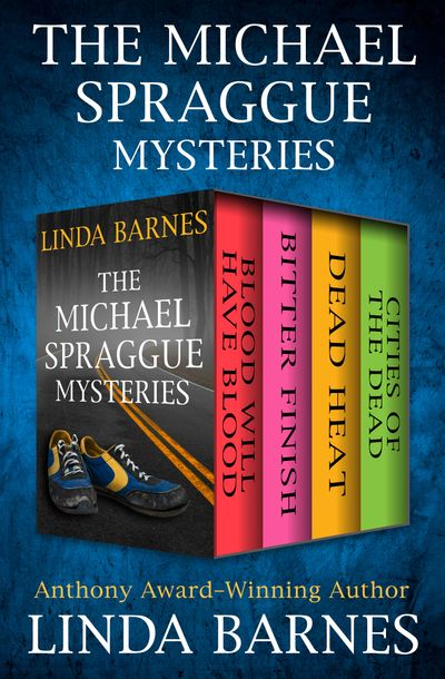 Buy The Michael Spraggue Mysteries at Amazon