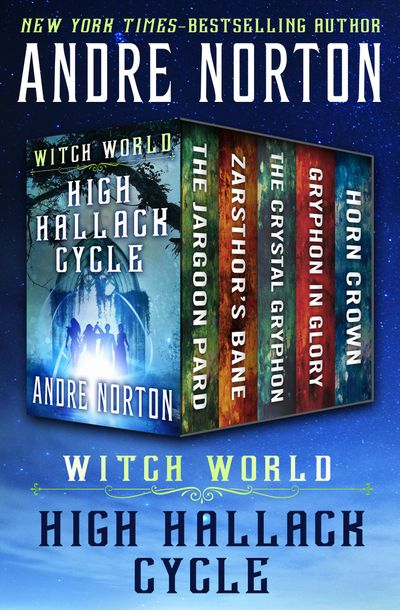 Buy Witch World: High Hallack Cycle at Amazon