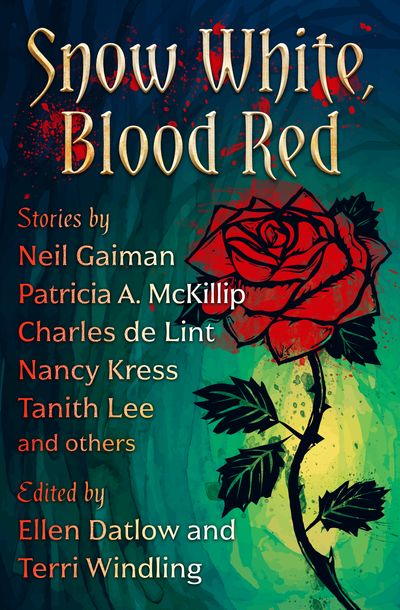 Buy Snow White, Blood Red at Amazon