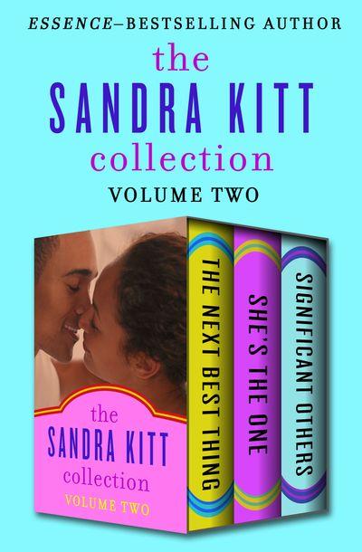 Buy The Sandra Kitt Collection Volume Two at Amazon