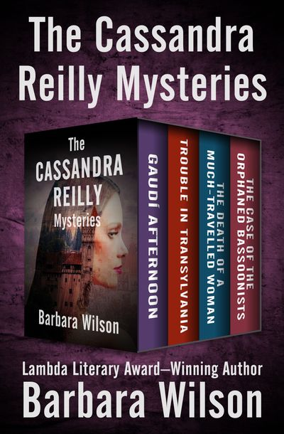 Buy The Cassandra Reilly Mysteries at Amazon