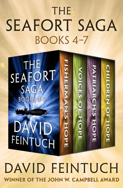 Buy The Seafort Saga Books 4–7 at Amazon