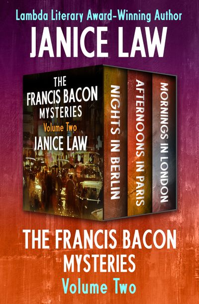 Buy The Francis Bacon Mysteries Volume Two at Amazon
