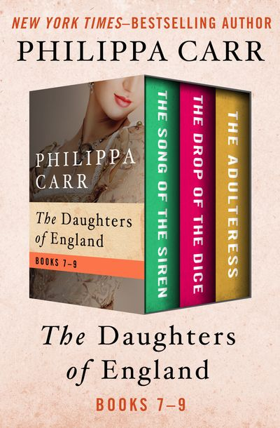 Buy The Daughters of England Books 7–9 at Amazon