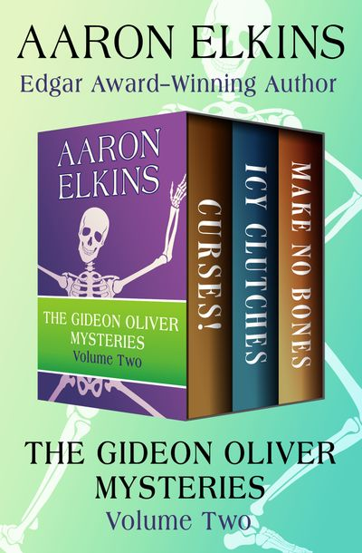 Buy The Gideon Oliver Mysteries Volume Two at Amazon