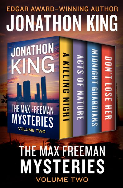 Buy The Max Freeman Mysteries Volume Two at Amazon