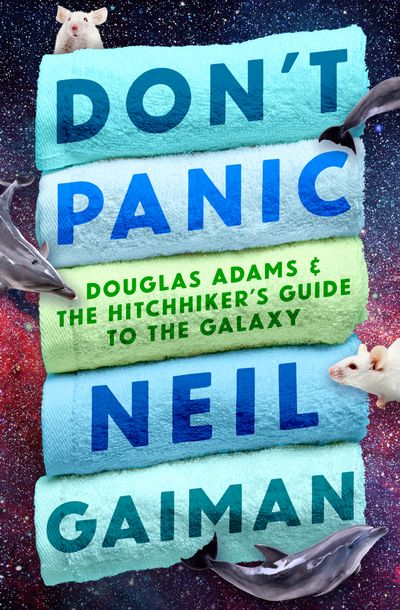 Buy Don't Panic at Amazon