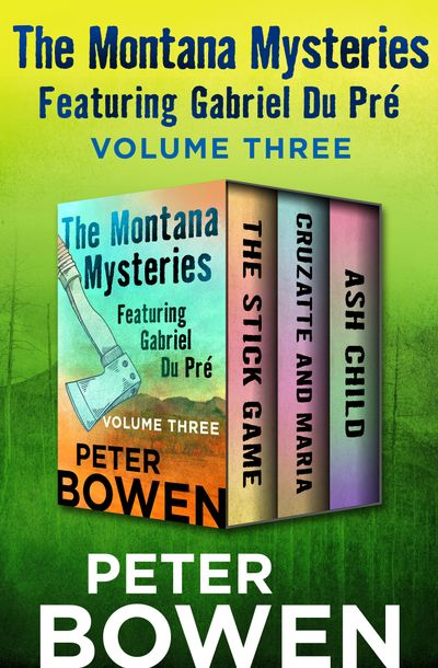 Buy The Montana Mysteries Featuring Gabriel Du Pré Volume Three at Amazon