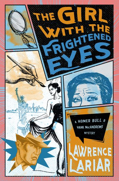 The Girl with the Frightened Eyes