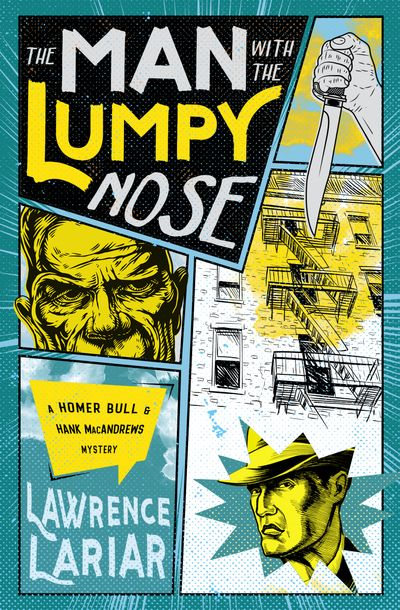 The Man with the Lumpy Nose