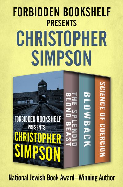 Buy Forbidden Bookshelf Presents Christopher Simpson at Amazon