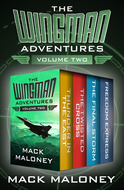 Buy The Wingman Adventures Volume Two at Amazon