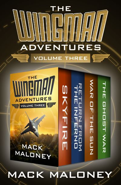Buy The Wingman Adventures Volume Three at Amazon
