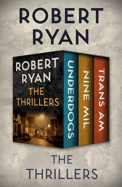 Buy The Thrillers at Amazon