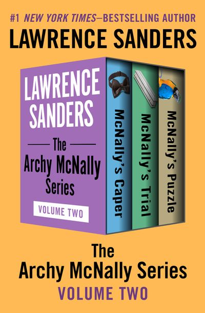 Buy The Archy McNally Series Volume Two at Amazon