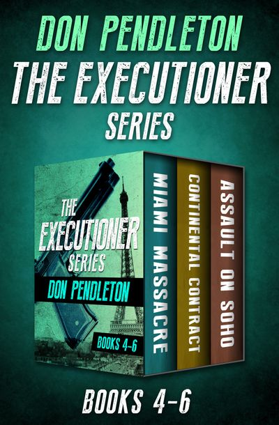 Buy The Executioner Series Books 4–6 at Amazon
