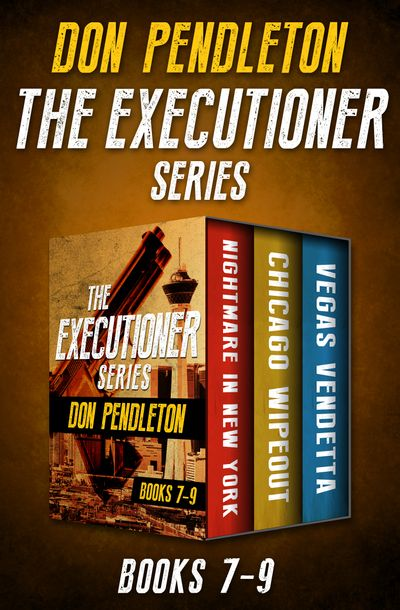 The Executioner Series Books 7–9