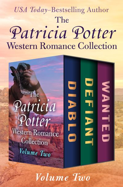 Buy The Patricia Potter Western Romance Collection Volume Two at Amazon