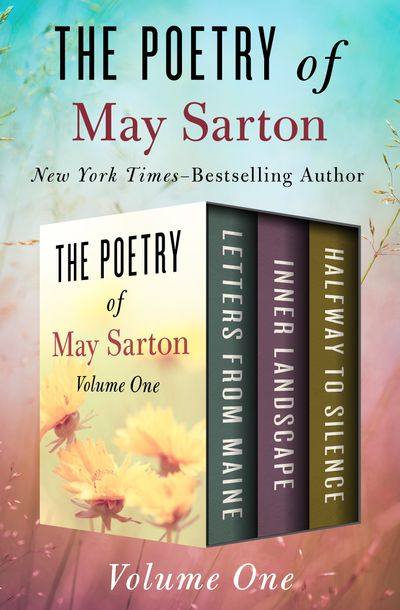 Buy The Poetry of May Sarton Volume One at Amazon