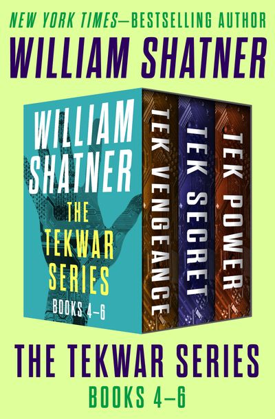 Buy The TekWar Series Books 4–6 at Amazon