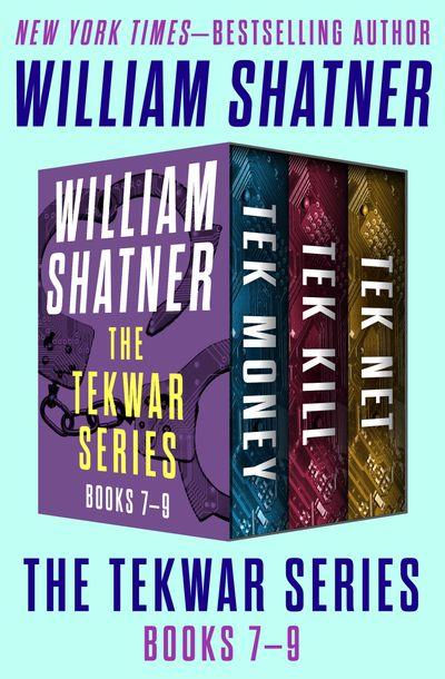 Buy The TekWar Series Books 7–9 at Amazon