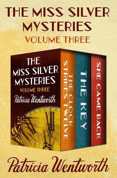 Buy The Miss Silver Mysteries Volume Three at Amazon