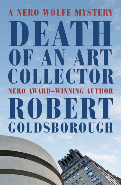 Buy Death of an Art Collector at Amazon