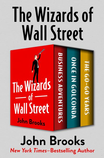 Buy The Wizards of Wall Street at Amazon