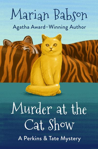 Buy Murder at the Cat Show at Amazon
