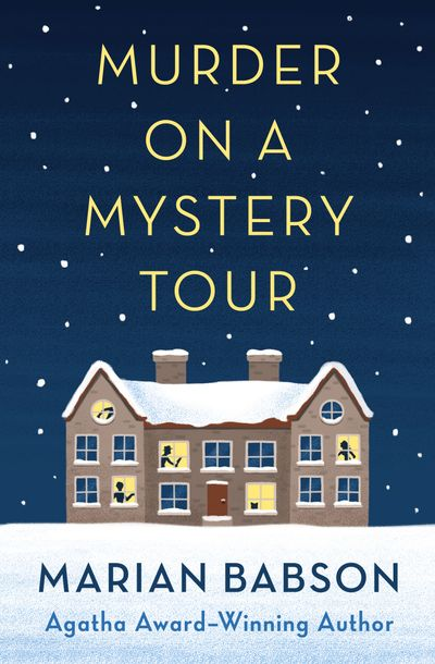 Buy Murder on a Mystery Tour at Amazon