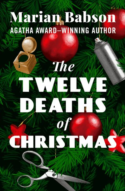 Buy The Twelve Deaths of Christmas at Amazon