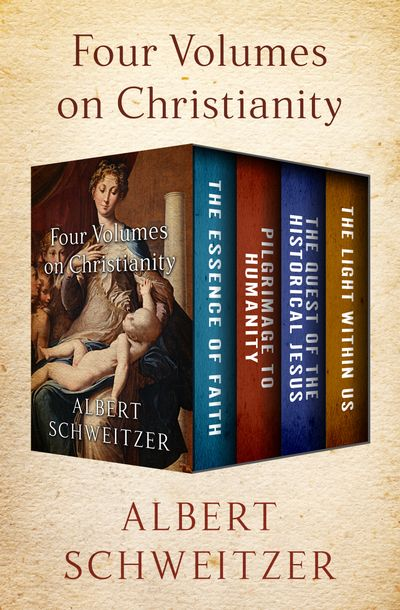 Buy Four Volumes on Christianity at Amazon