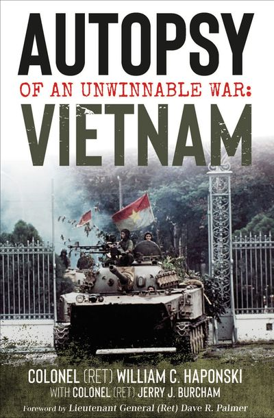 Buy Autopsy of an Unwinnable War: Vietnam at Amazon
