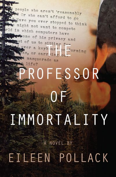 Buy The Professor of Immortality at Amazon
