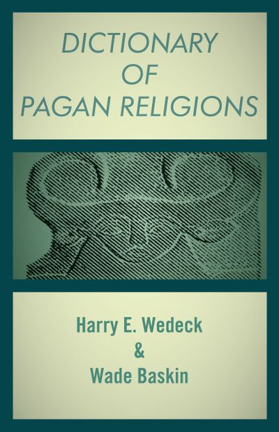 Buy Dictionary of Pagan Religions at Amazon