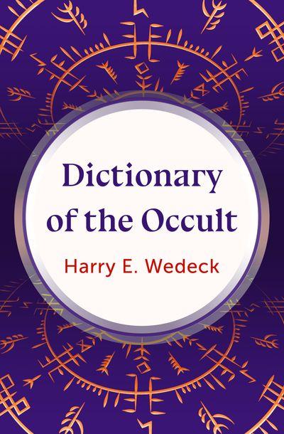Buy Dictionary of Magic at Amazon