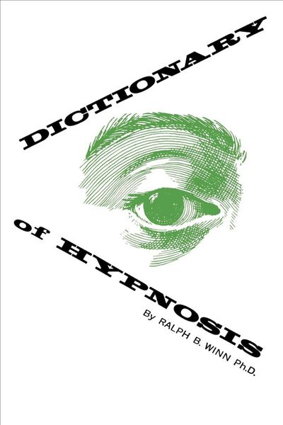 Buy Dictionary of Hypnosis at Amazon