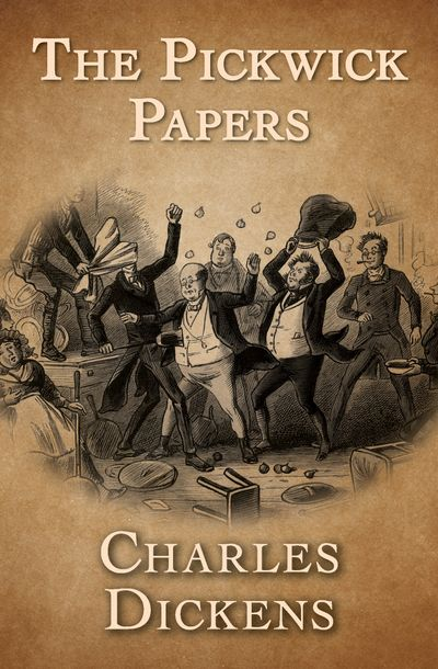 Buy The Pickwick Papers at Amazon
