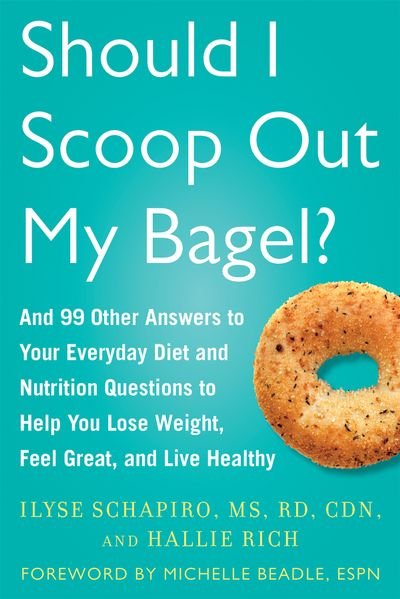 Buy Should I Scoop Out My Bagel? at Amazon