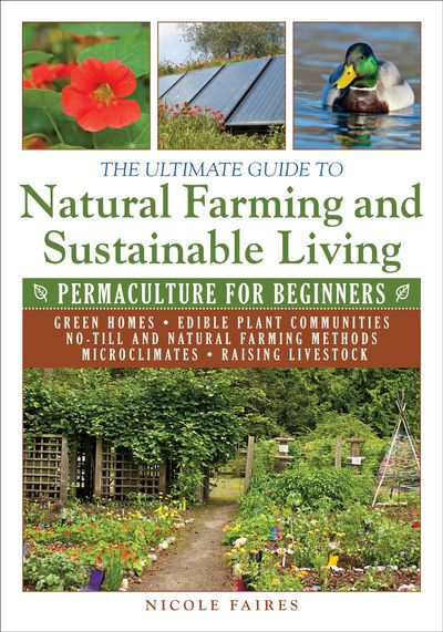 Buy The Ultimate Guide to Natural Farming and Sustainable Living at Amazon