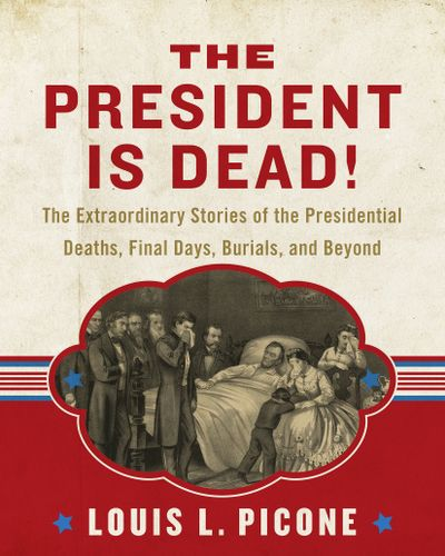 Buy The President Is Dead! at Amazon