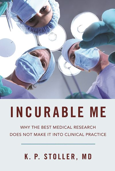 Buy Incurable Me at Amazon