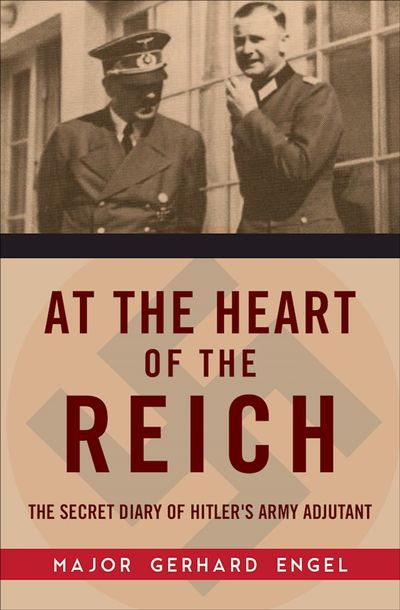 Buy At the Heart of the Reich at Amazon